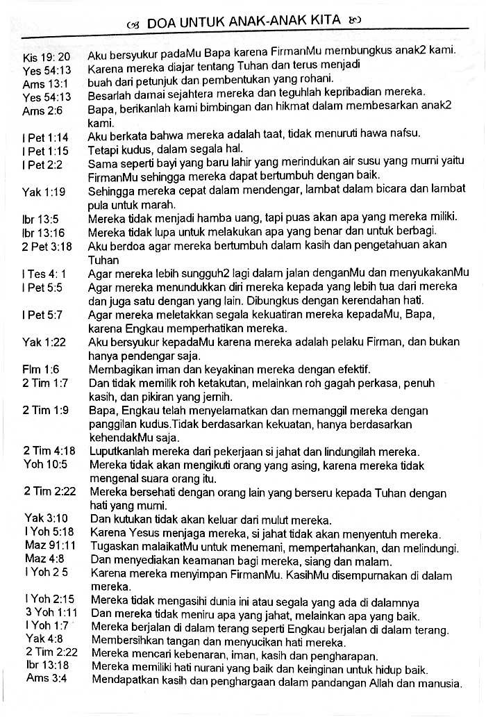 anak seksi anak indonesia